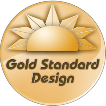 Gold Standard Design logo